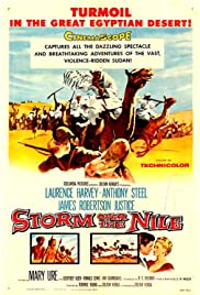 Storm Over the Nile (1955) Poster - Movie Forum, Cast, Reviews