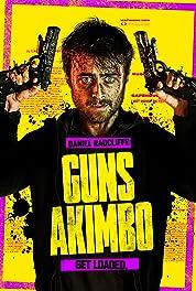 Guns Akimbo (2020) poster