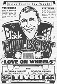 Love on Wheels Poster