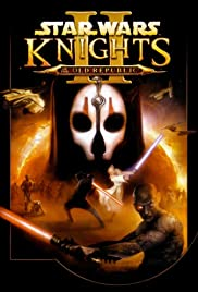 Star Wars: Knights of the Old Republic II - The Sith Lords Poster