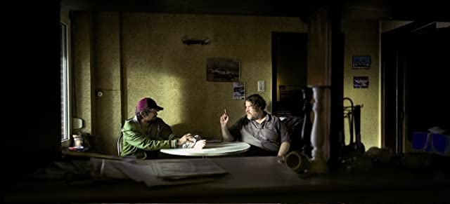 Bouli Lanners and Fabrice Adde in Eldorado (2008)