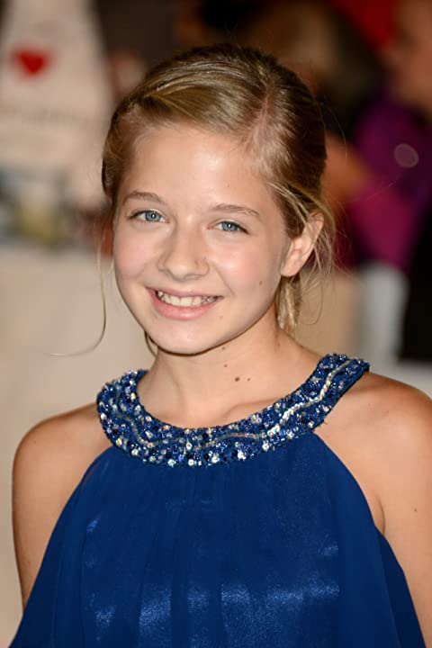 Jackie Evancho at an event for The Company You Keep (2012)