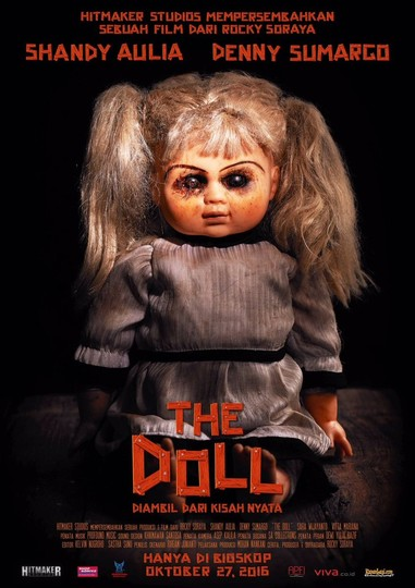 Nonton The Doll Full Movie  (2016)