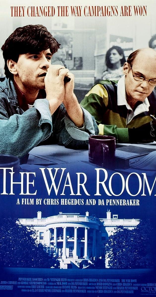 The War Room 1993 Imdb