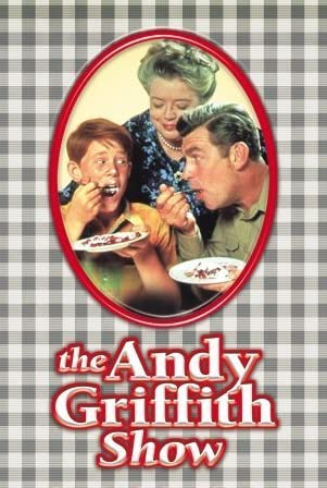 Ron Howard, Frances Bavier, and Andy Griffith in The Andy Griffith Show (1960)