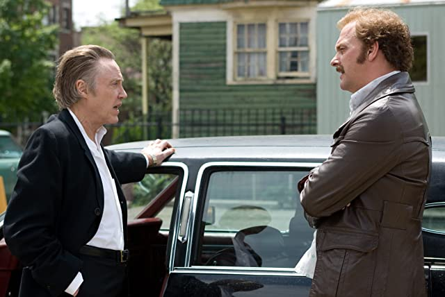 Christopher Walken and Ray Stevenson in Kill the Irishman (2011)