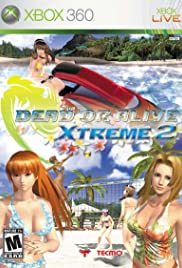 Dead or Alive Xtreme 2 Poster
