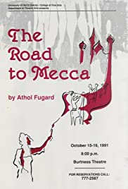 The Road to Mecca Poster