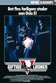 Giftige løgner(1992) Poster - Movie Forum, Cast, Reviews