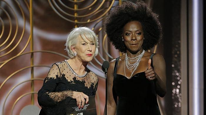 Empowered Women Powered 2018 Golden Globes