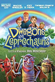 Dwegons and Leprechauns Poster