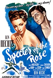 Specter of the Rose (1946) Poster - Movie Forum, Cast, Reviews