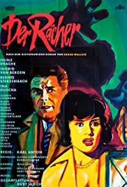 The Avenger(1960) Poster - Movie Forum, Cast, Reviews