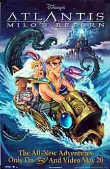 Atlantis: El regreso de Milo ()
