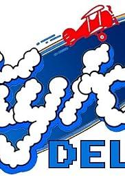 SkyKid Deluxe Poster