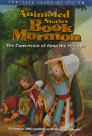 The Conversion of Alma the Younger Poster