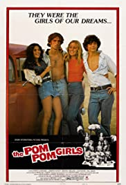 The Pom Pom Girls (1976) Poster - Movie Forum, Cast, Reviews