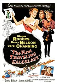 The First Traveling Saleslady Poster