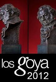 Los Goya 26 edición Poster