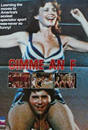 Gimme an 'F' (1984) Poster - Movie Forum, Cast, Reviews