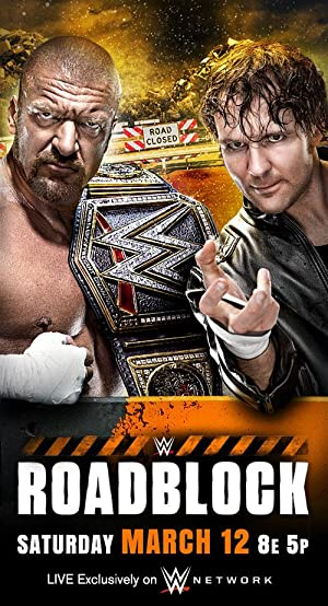 WWE Roadblock (2016) Download on Vidmate