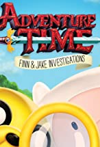Primary image for Adventure Time: Finn & Jake Investigations