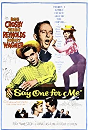 Say One for Me Poster