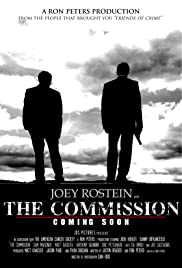 Joey Rostein and the Commission Poster