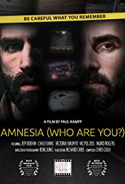 Amnesia: Who Are You? Poster