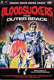 Blood Suckers from Outer Space Poster