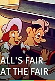 All's Fair at the Fair (1938) Poster - Movie Forum, Cast, Reviews