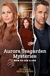 Aurora Teagarden Mysteries: How to Con A Con (2021) poster