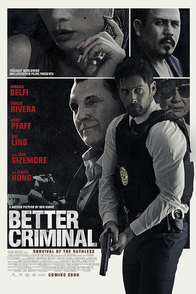 Фильм Хороший преступник (2016)
