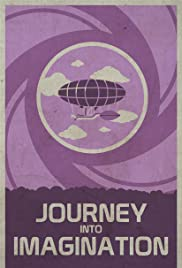 Journey Into Imagination: With Figment Poster