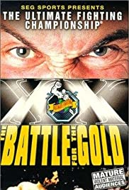 UFC 20: Battle for the Gold Poster