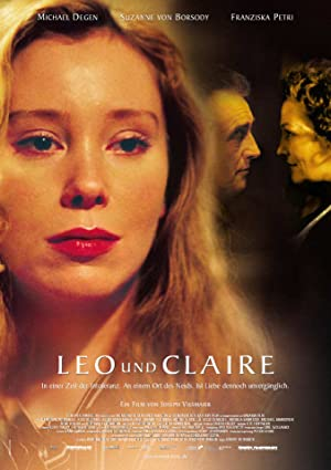 Leo & Claire Pelicula Poster