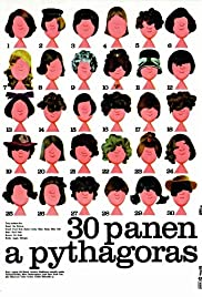 Thirty Maidens and Pythagoras Poster