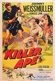 Killer Ape(1953) Poster - Movie Forum, Cast, Reviews