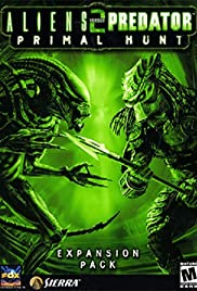 Aliens vs. Predator 2: Primal Hunt Poster