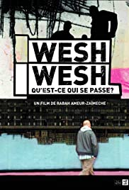 Wesh wesh, qu'est-ce qui se passe? Poster