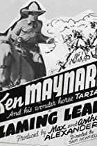 Flaming Lead (1939) Poster