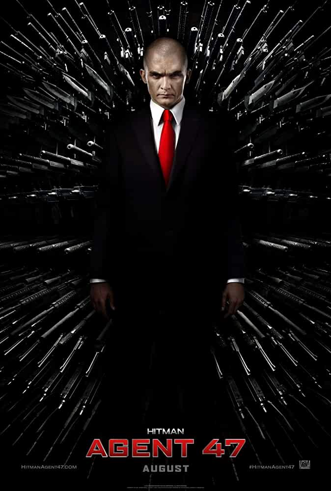 Hitman Agent 47 2015 English 720p BluRay full movie watch online freee download at movies365.ws