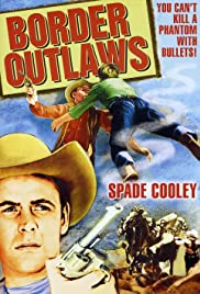 Border Outlaws Poster