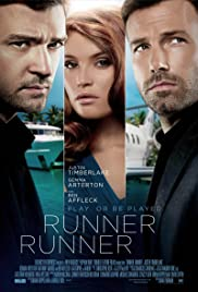 Runner Runner (2013) Poster - Movie Forum, Cast, Reviews