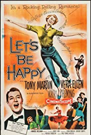 Let's Be Happy (1957) Poster - Movie Forum, Cast, Reviews