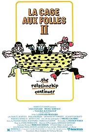 La Cage aux Folles II(1980) Poster - Movie Forum, Cast, Reviews