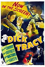 Dick Tracy (1945) Poster - Movie Forum, Cast, Reviews
