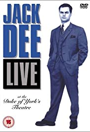 Jack Dee: Live at the Duke of York's Theatre Poster