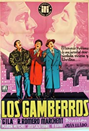 Los gamberros Poster