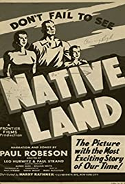 Native Land(1942) Poster - Movie Forum, Cast, Reviews